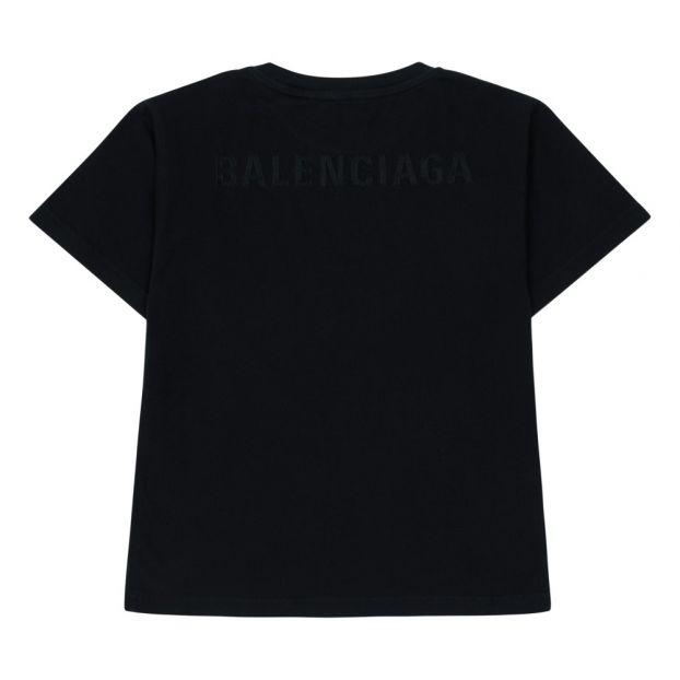balenciaga t shirt noir