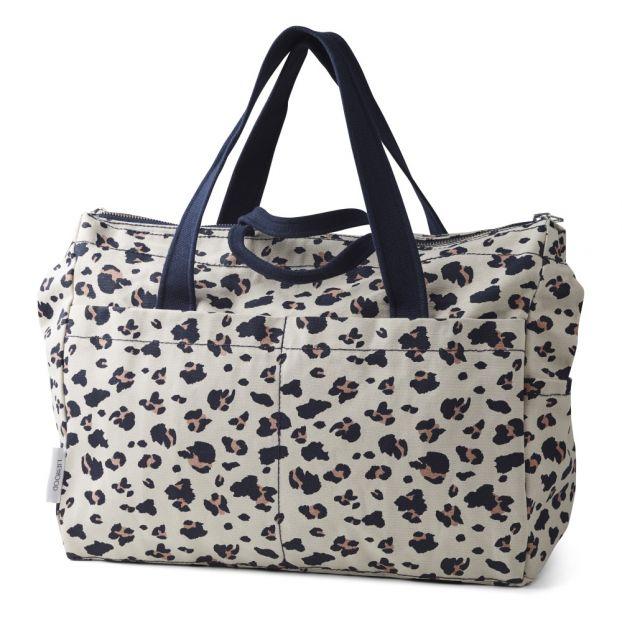 d2fb3260300 Melvin Organic Cotton Changing Bag Multicoloured Liewood Design