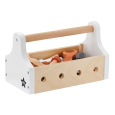 product-Kid's Concept Wooden Toolbox