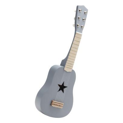 Guitare en bois Gris Kid's Concept Jouet et Loisir Enfant