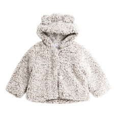 product-Tocoto Vintage Faux Fur Coat