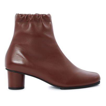 Boots Cuir Jeanne