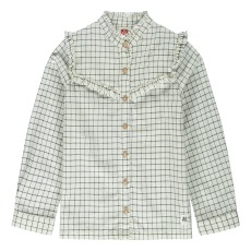 product-AO76 Bloom Checkered Shirt