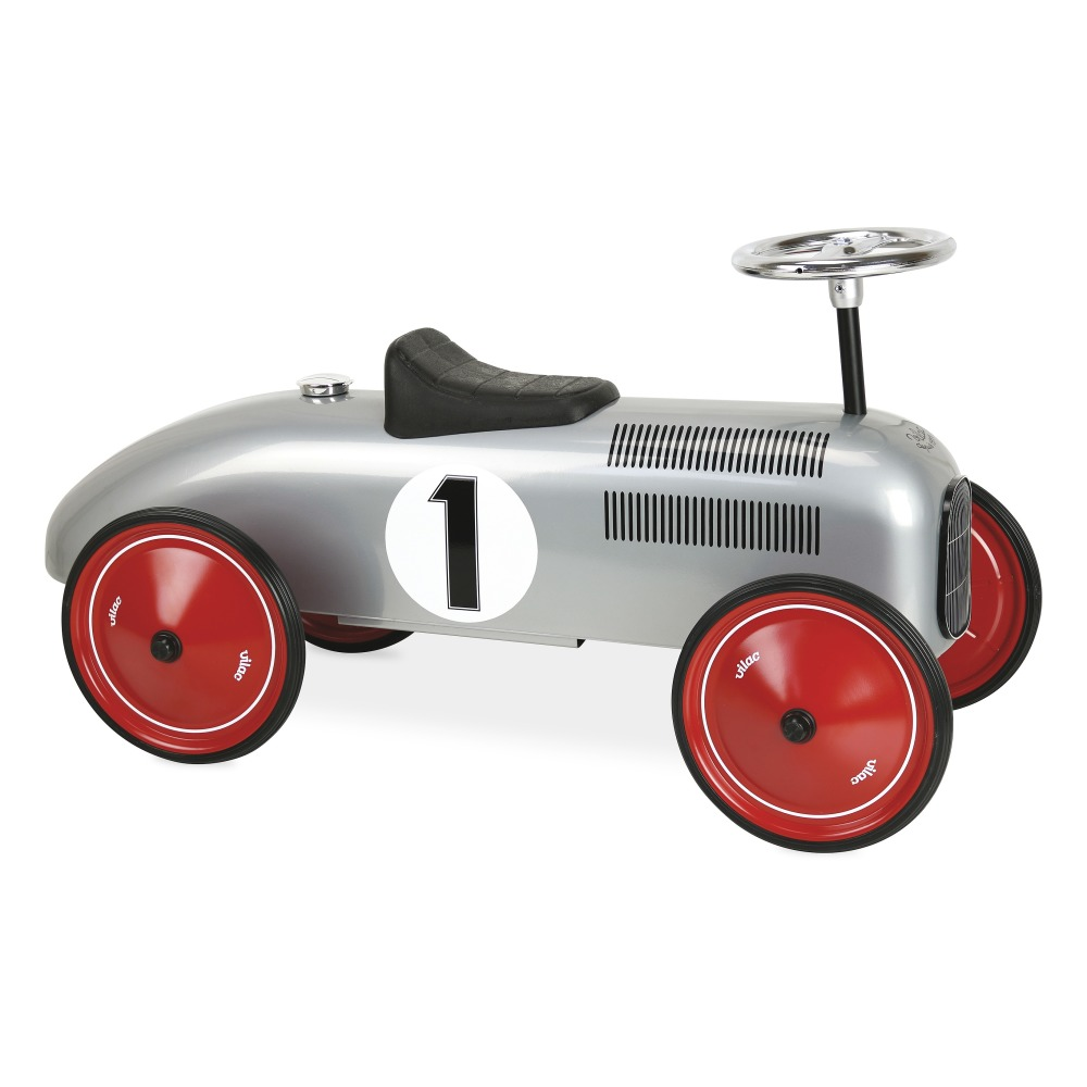 Metal Ride On Car Grey Vilac Toys And Hobbies Children