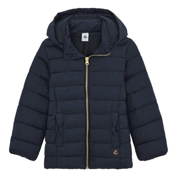 Petit bateau hooded jacket