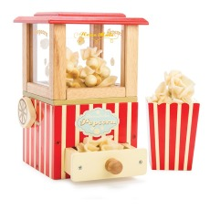product-Le Toy Van Machine à popcorn en bois