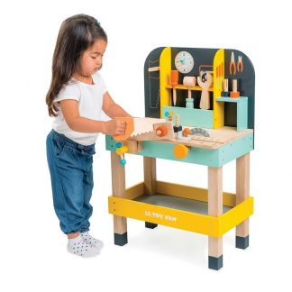 My First Workshop Le Toy Van Toys And Hobbies Children