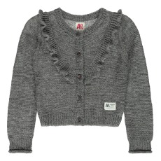 product-AO76 Cardigan Mohair Volants Lurex