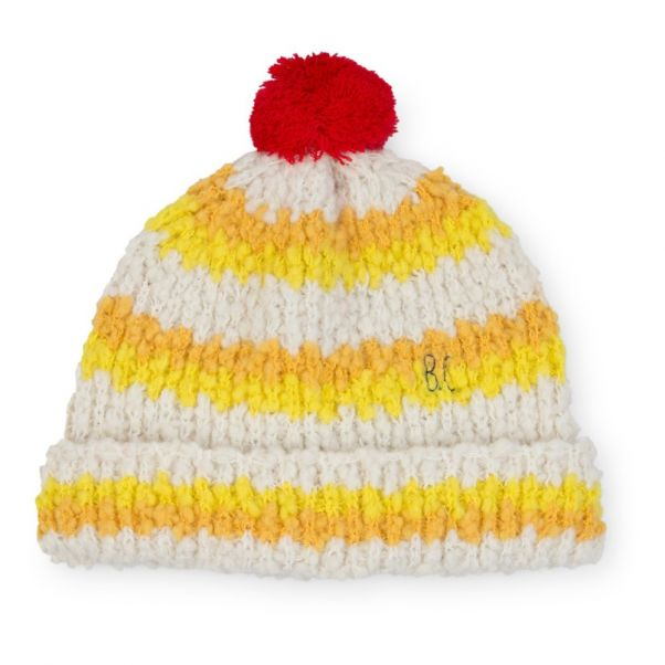 c57104ae646 Merino Wool Beanie Yellow Bobo Choses Fashion Baby