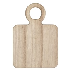 product-Bloomingville Wood Chopping Board 33x32cm