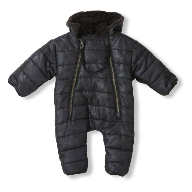 6fce399a9 Nest Camouflage Snowsuit Midnight blue Finger in the nose Fashion