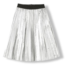 product-Finger in the nose Amery Pleated Maxi Skirt