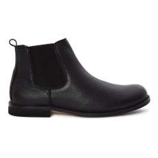 product-Gallucci Crystalised Leather Chelsea Boots