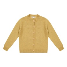 product-Caramel Coati Merino Wool Cardigan