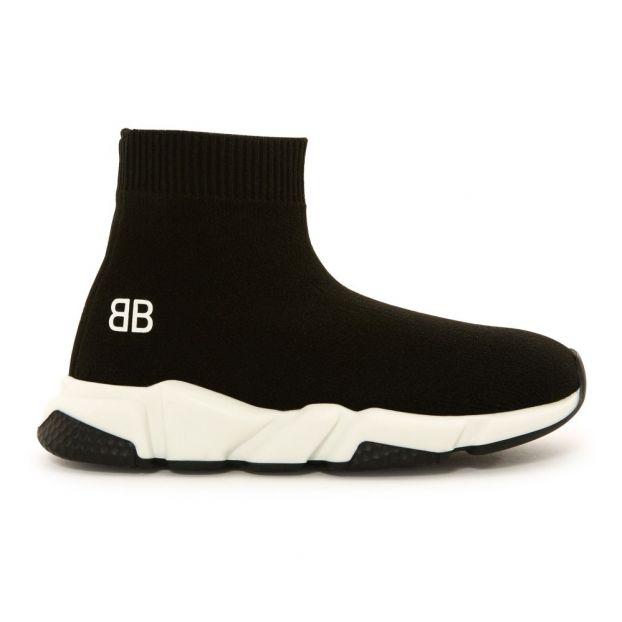 Speed Trainers Black Balenciaga Shoes