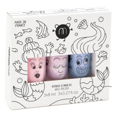 product-Nailmatic Kids Coffret 3 vernis Mermaid