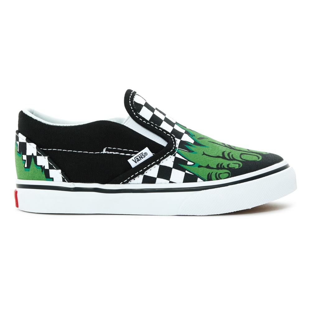 old skool vans marvel bambino