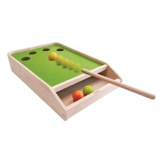 product-Plan Toys Wooden Snooker Table