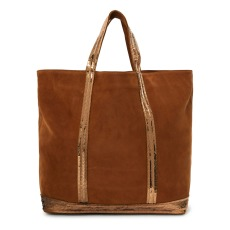 product-Vanessa Bruno Nubuck Leather Tote Bag