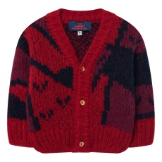 product-The Animals Observatory Arty Peasant Cardigan