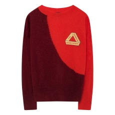 product-The Animals Observatory Bull Two-tone Jumper