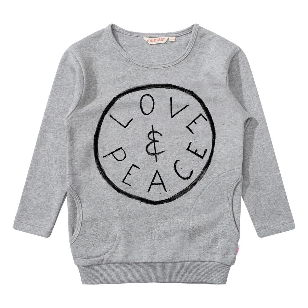 Sweatshirt Love Peace