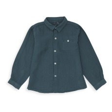 product-Bonton George Waffled Shirt