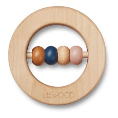 product-Liewood Elton Wooden Rattle