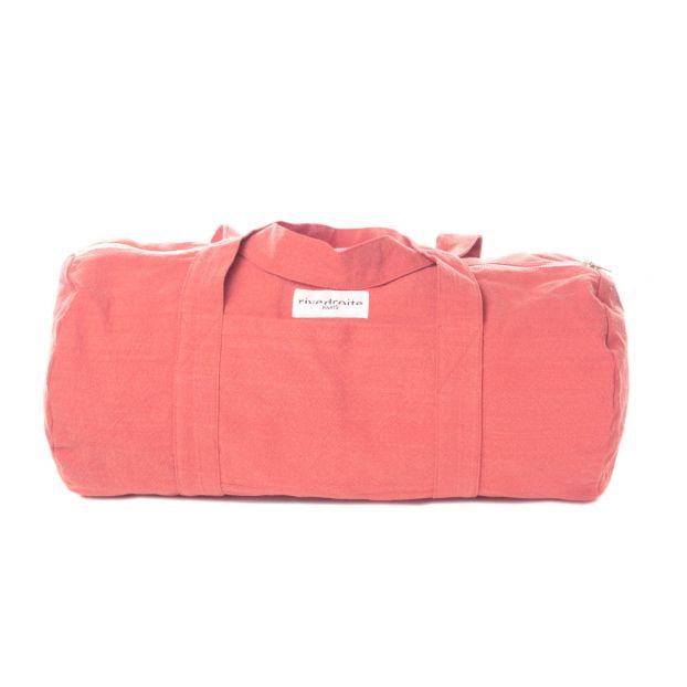 ba2d8e1d612f Charlot Recycled Cotton Duffle Bag Rive Droite Design Adult