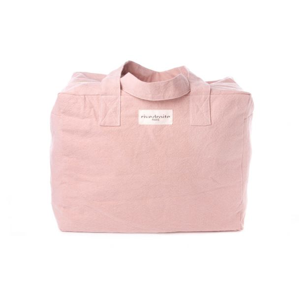 0fa13ff5a36b Célestin Recycled Cotton Maternity Bag Rive Droite Design Adult