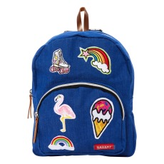 product-Bakker made with love Patches Mini Backpack