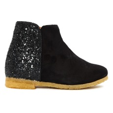product-Emile et Ida Ida Sequined Leather Boots
