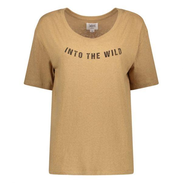 9acad2cb34 Tissiero T-shirt Camel Swildens Fashion Adult