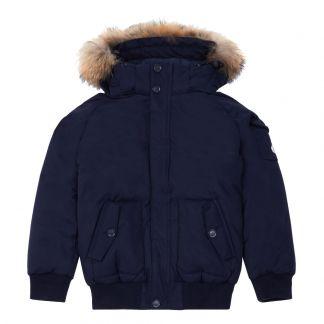 d4a3f8b7dcd5 Jami Fur Jacket Black Pyrenex Fashion Teen