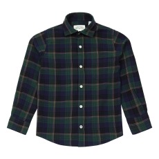 product-Hartford Paul Flannel Shirt