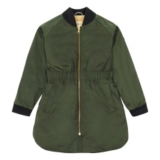 product-Bellerose Laethem Long Lined Bomber Jacket