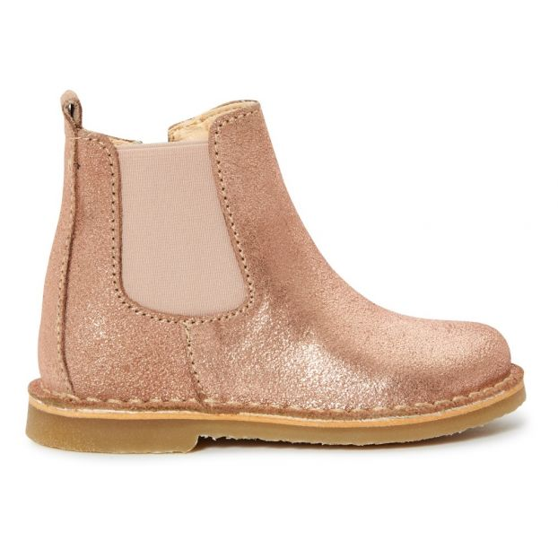 Kind Petit Chelsea Boots Nord Rosa Schuh WH9YDe2EIb