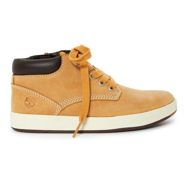 scarpe snakers basse scamosciate timberland