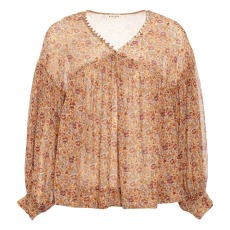 product-Masscob Nilo Silk Blouse