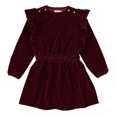 product-Louis Louise Velours Kleid Loulou