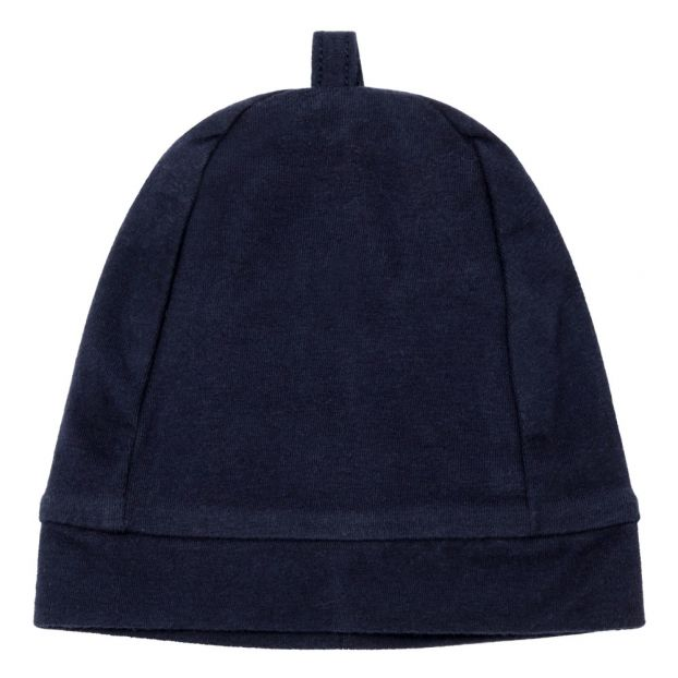Organic Cotton Beanie Midnight blue Imps   Elfs Fashion Baby 0ea714f20dc