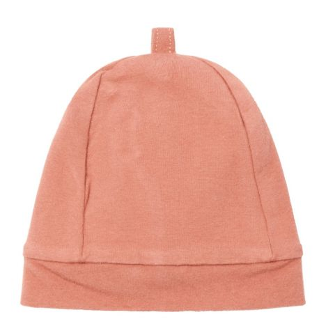 14203cac8af Organic Cotton Beanie Dusty Pink Imps   Elfs Fashion Baby
