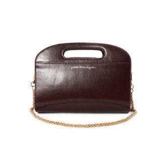 9b97c163034d Petite Mendigote Marcel Leather Bag -listing