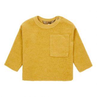 16f964adf Klio Tencel and Organic Cotton Dress Yellow Gold Fashion Baby