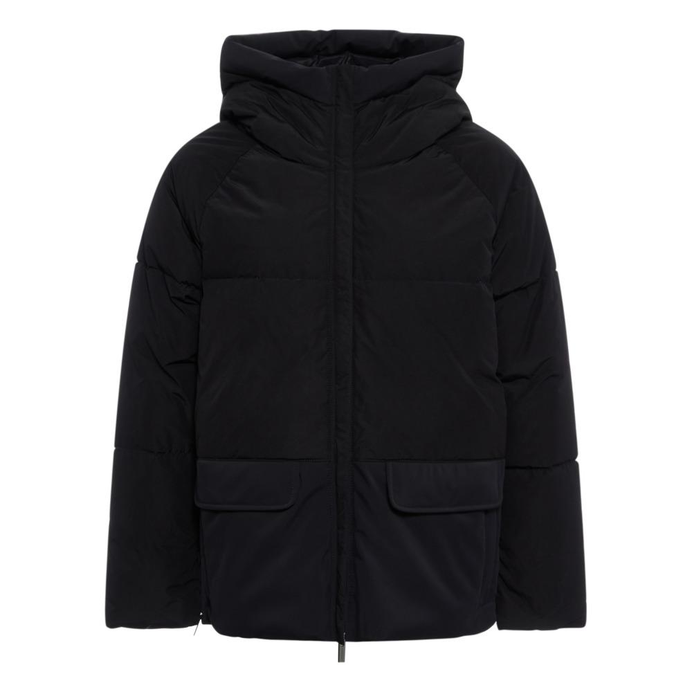 Olga Down Jacket Black Pyrenex Fashion Adult. «