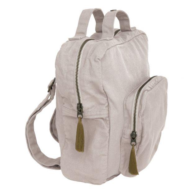 5aa31743d2b1 Organic Cotton Backpack Powder S018