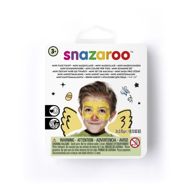Face Painting Kit Chick Snazaroo Toys And Hobbies Children
