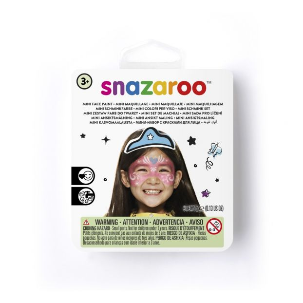 Face Painting Kit Mask Snazaroo Toys And Hobbies Children