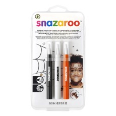 product-Snazaroo Face Painting Brush Pens - Halloween