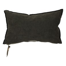 product-Maison de vacances Vice Versa Black Line Chenille Cushion